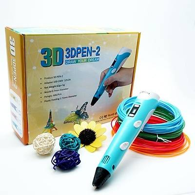 3D Yazýcý Kalem - Pen Painter