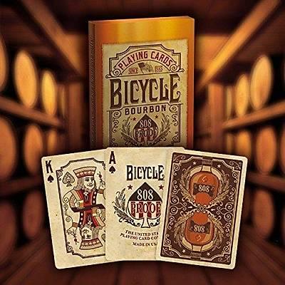 Bicycle Bourbon Oyun Kartý Destesi