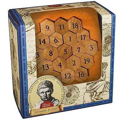 Professor Puzzle Great Minds - Aristotale s Number Puzzle