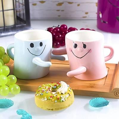 Sarılan Kupa - Hug Me Mug