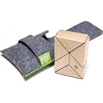 Tegu Magnetic Wooden Blocks - Keseli Cep boyu