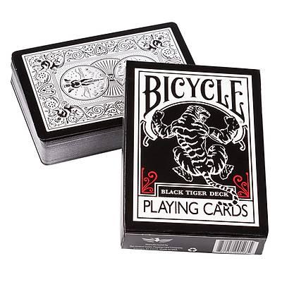 Bicycle Black Tiger Oyun Kartý Destesi