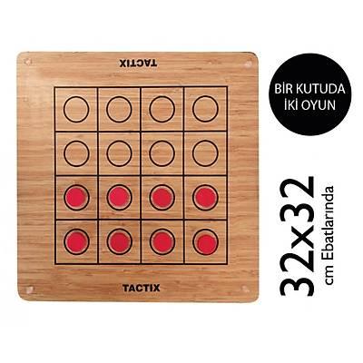 Tactix - Zekal, Mantýk ve Strateji Oyunu