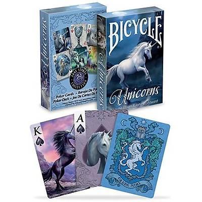 Bicycle Unicorns Oyun Kartý Destesi
