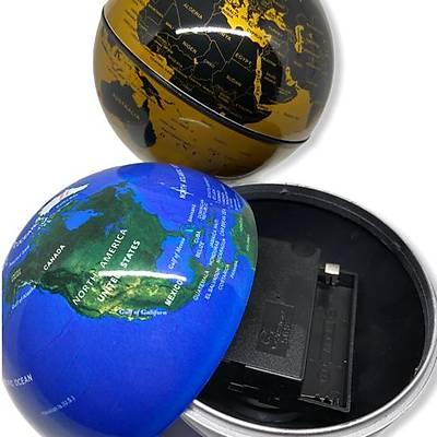 Standlý Sihirli Dönen Dünya - Magic Rotation Globe