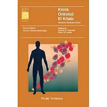 Palme Yayýnevi   Klinik Onkoloji El Kitabý