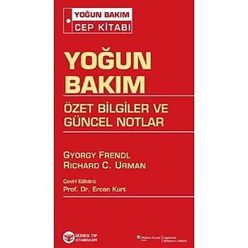 Güneþ Kitabevi  Yoðun Bakým Cep Kitabý Özet Bilgiler