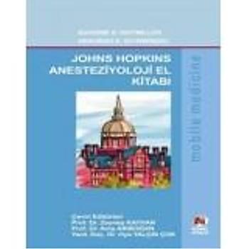 Akademisyen Kitabevi  John Hopkins Anesteziyoloji El Kitabý ZEYNEP KAYHAN