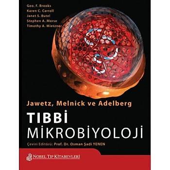Nobel Týp Kitabevi Jawetz Týbbi Mikrobiyoloji Osman Þadi Yenen