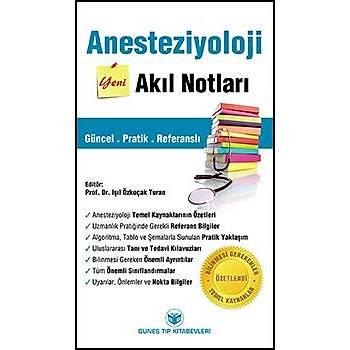Güneþ Kitabev  Anesteziyoloji Akýl Notlarý