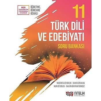Nitelik Yayýnlarý 11. Sýnýf Türk Dili ve Edebiyatý Soru Bankasý