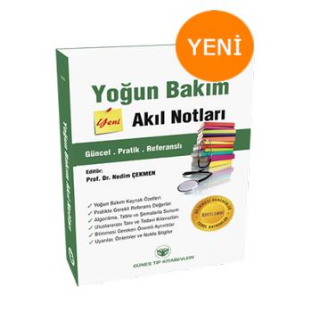 Güneþ Týp Kitabevi Yoðun Bakým Akýl Notlarý Nedim Çekmen