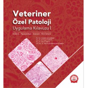 Ankara Nobel Týp Kitabevi  Veteriner Özel Patoloji uygulama klavuzu