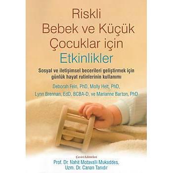 Riskli Bebek ve Küçük Çocuklar için Etkinlikler - 2021Nobel Týp