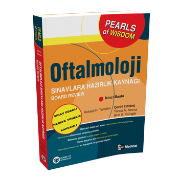 Güneþi Kitabevi  Oftalmoloji Sýnavlara Hazýrlýk Kaynaðý - Board Review
