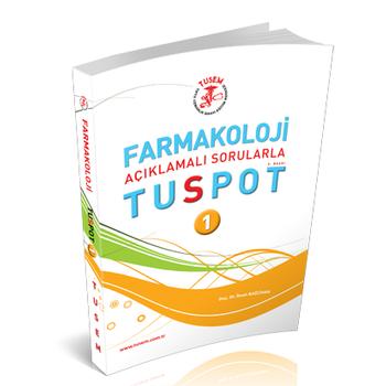 Tusem Yayýncýlýk  Farmakoloji TUSpot 1 Soru Bankasý