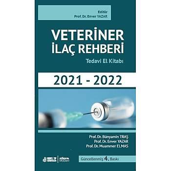 Nobel Týp  , Atlas Yayýnevi Veteriner Ilaç Rehberi Tedavi El Kitabi 2021-2022 Prof. Dr. Bünyamin Traþ, Prof. Dr. Muammer Elmas