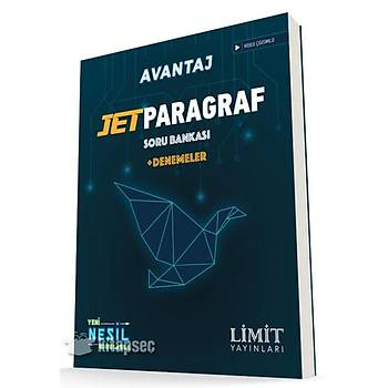 TYT Jet Paragraf Avantaj Soru Bankasý Limit Yayýnlarý