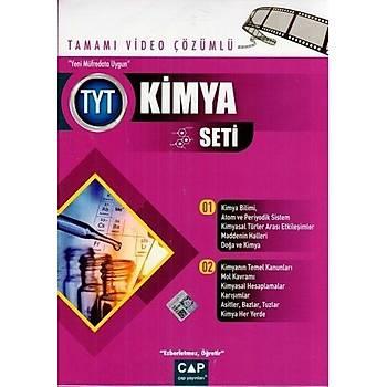 Çap Yayýnlarý TYT Kimya Seti