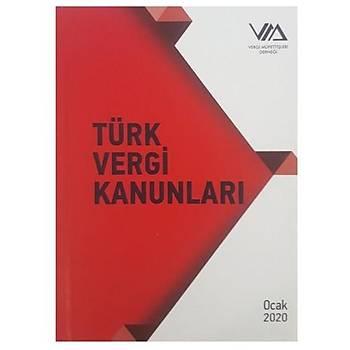 Vergi Müfettiþleri Derneði Türk Vergi Kanunlarý TVK 2020 Ocak Komisyon Vergi Müfettiþleri Derneði
