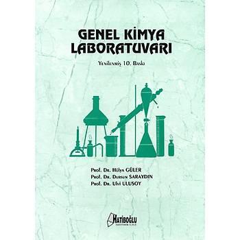 Hatiboðlu Genel Kimya Laboratuvarý - Hülya Güler, Dursun Saraydýn, Ulvi Ulusoy