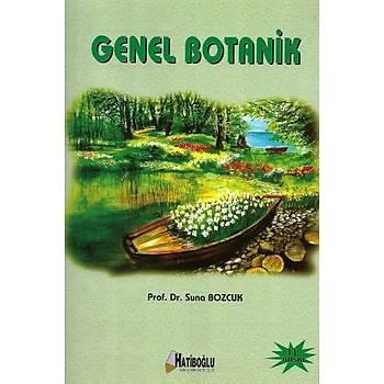 Hatiboðlu Yayýnevi   Genel Botanik Suna Bozcuk