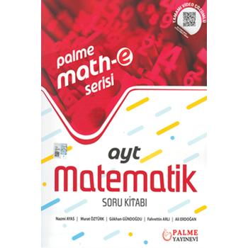 Palme Yayýnevi  Math-e serisi AYT Matematik Soru Kitabý