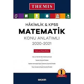 Seçkin Yayýnlarý  Themis Hakimlik KPSS Matematik Konu Anlatýmlý Mehmet Polat Ýnal