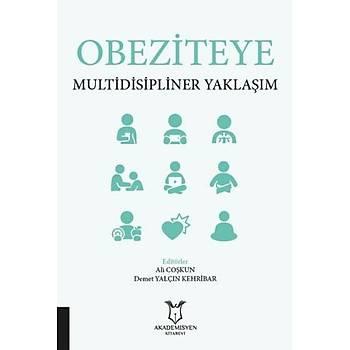 Akademisyen Kitabevi Obeziteye Multidisipliner Yaklaþým Kolektif
