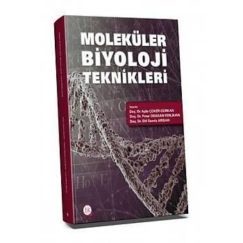 Hipokrat Kitabevi  Moleküler Biyoloji Teknikleri