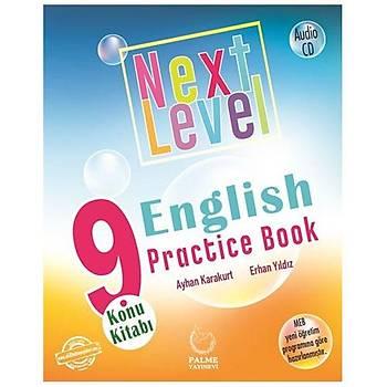 Palme 9. Sýnýf Next Level English Practice Book Konu Anlatýmlý