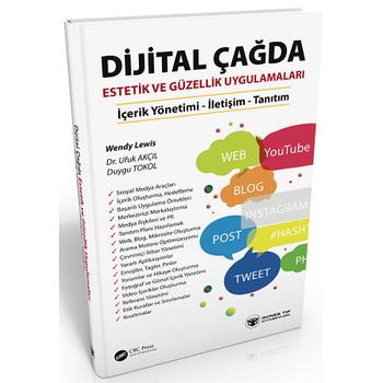 Güneþ Týp Kitabevi  Dijital Çaðda Estetik ve Güzellik Uygulamalarý (Ýçerik Yönetimi-Ýletiþim-Tanýtým)