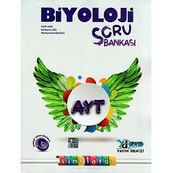 Yayýn Denizi  Yayýn Denizi AYT Biyoloji Simalatör Soru Bankasý Fatih Sarý, Barbaros Gül