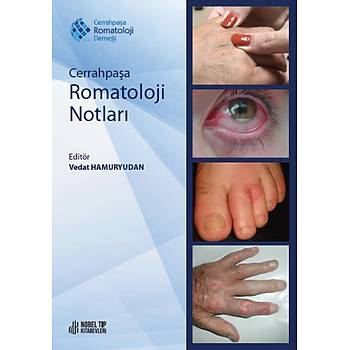 Nobel Týp Kitabevleri Cerrahpaþa Romatoloji Notlarý Prof. Dr. Vedat Hamuryudan