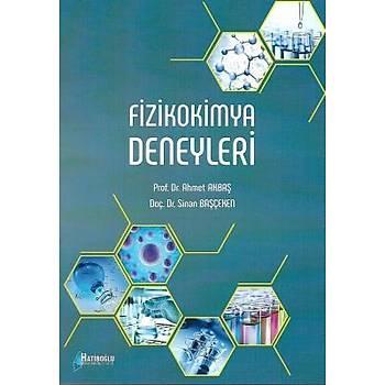 Hatiboðlu Yayýnevi   Fizikokimya Deneyleri Prof. Dr. Ahmet Akbaþ