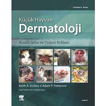 Medipres  Küçük Hayvan Dermatoloji (Renkli Atlas ve Tedavi Rehberi) K. A. Hnilica, A. P. Patterson, Bülent Ulutaþ