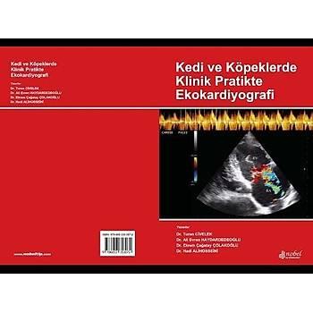 Nobel Týp Kitabevleri Kedi ve Köpeklerde Klinik Pratikte Ekokardiyografi