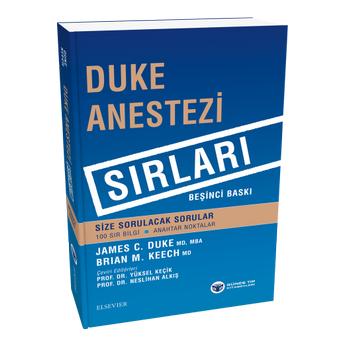 Güneþ Kitabevi   Duke Anestezi Sýrlarý Yüksel KEÇÝK Neslihan ALKIÞ