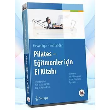 Hipokrat Kitabevi   Pilates – Eðitmenler için El Kitabý Gül BALTACI