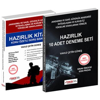 Tercih Kitabevi Jandarma ve Sahil Güvenlik Akademisi Ýhtisaslaþma ve Kurum Ýçi Yükselme Sýnavlarýna Hazýrlýk Kitabý 2021 ( 2 Kitap-Konu+Deneme) Yavuz Çetin Güneþ