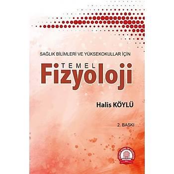 Ankara Nobel Týp Kitabevi Temel Fizyoloji Halis Köylü