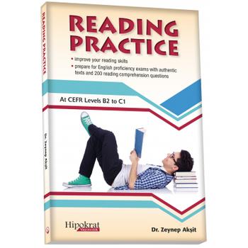 Hipokrat Kitabevi  Reading Practice At CEFR Levels B2 to C1 Zeynep Akþit