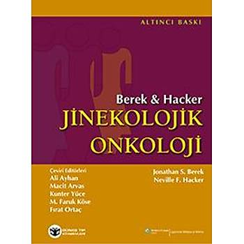 Güneþ Kitabevi   Berek & Hacker Jinekolojik Onkoloji Ali AYHAN