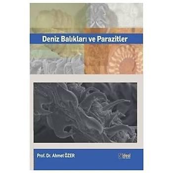 Akademisyen Kitabevi  Deniz Balýklarý ve Parazitler Ahmet Özer