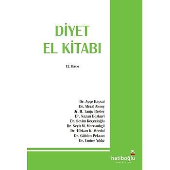 Hatiboðlu Yayýnevi   Diyet El Kitabý Ayþe Baysal