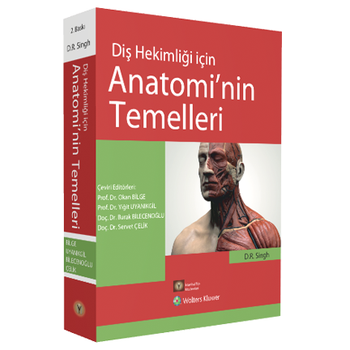Ýstanbul Týp Kitabevleri   Diþ Hekimliði için Anatominin Temelleri