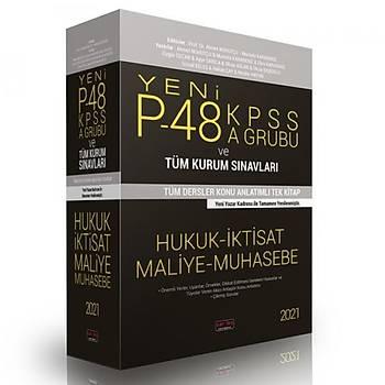 Savaþ Yayýnevi KPSS P48 A Grubu ve Tüm Kurum Sýnavlarý Ýçin Konu Anlatýmlý Modüler Set 2021