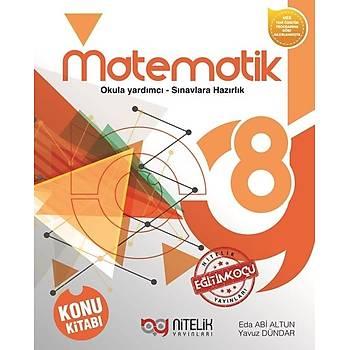 Nitelik 8. Sýnýf Matematik Konu Kitabý