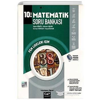 Çap Yayýnlarý 10. Sýnýf Matematik Fen Lisesi Soru Bankasý