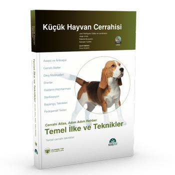 Güneþ Týp Kitabevi  Küçük Hayvan Cerrahisi - Temel Ýlke ve Teknikler Prof. Dr. Ömer Beþaltý